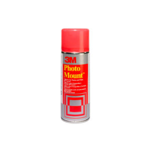 3M Adesivo Spray Photo Mount