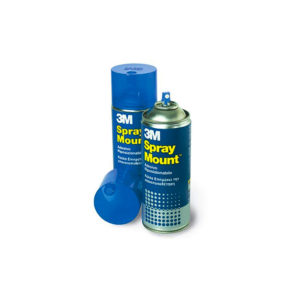 3M Adesivo Spray Mount – Riposizionabile