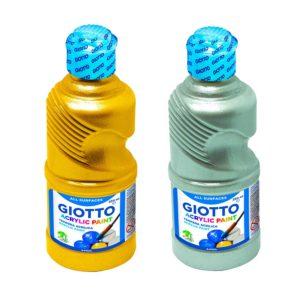 GIOTTO TEMPERA ACRILICA 250 ml