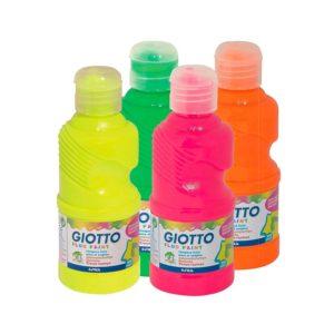 GIOTTO TEMPERA FLUO 250 ml