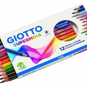 GIOTTO SUPERMINA – Confezione da 12 pz.