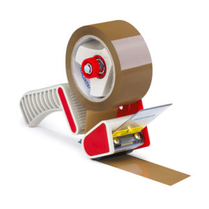 H11CP Dispenser standard per nastri adesivi larghezza 50mm