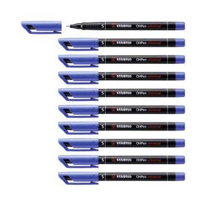 STABILO OHPen universal Superfine permanente – 10 pz.