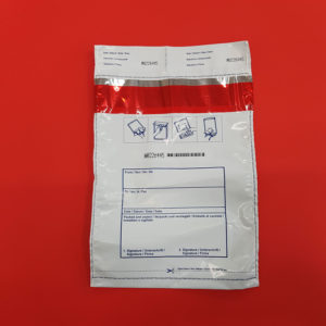 Busta Security Bag 195x265x0,07 mm – 10 pz.