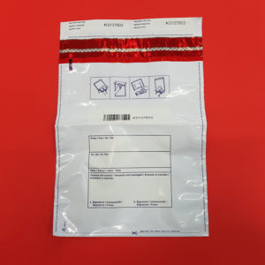 Busta Security Bag 230x325x0,07 mm – 10 pz.