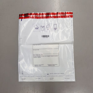Busta Security Bag 395x470x0,07 mm – 10 pz.
