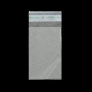 Busta trasparente con Adesivo richiudibile Hoppy Bag 5×8 – 100 pz.