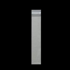 Busta trasparente con Adesivo richiudibile Hoppy Bag per bracialetti e collane 4×20 – 100 pz.