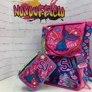 Schoolpack SJ GANG SWEET WAVE
